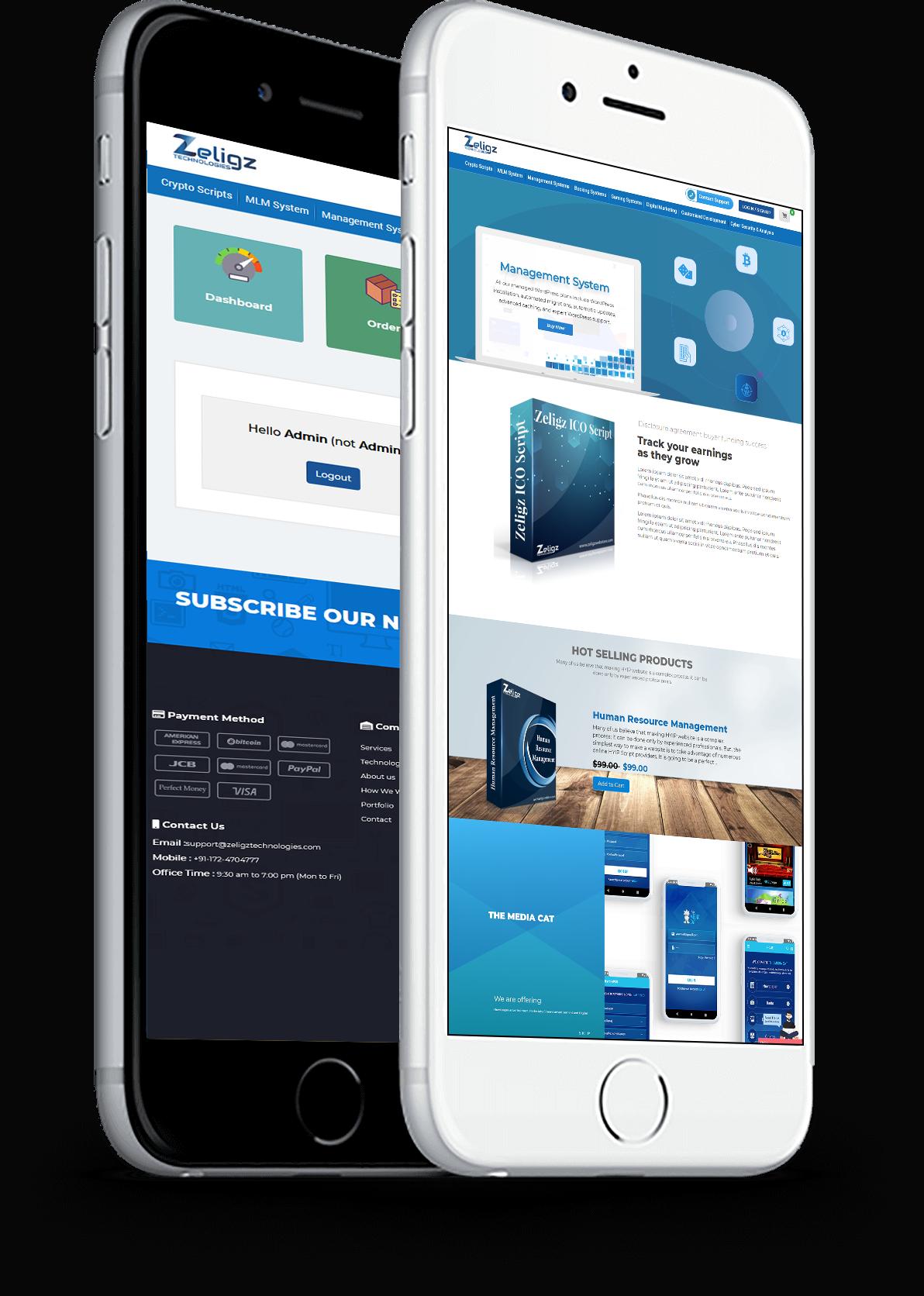 ICO Script | Best ICO Script | ICO Token Sale Platform